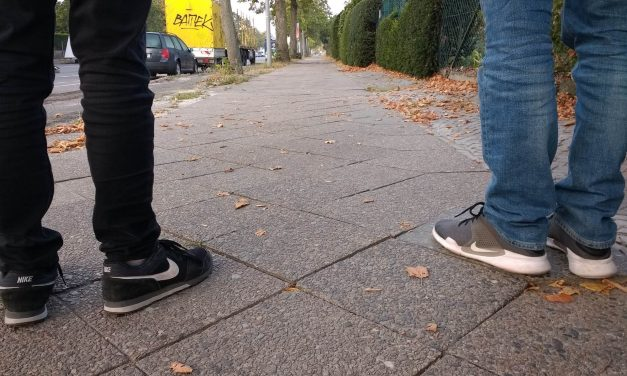 Zu Fuß zur Schule: PHORMS-Schule zum fünften Mal beim Aktionstag dabei