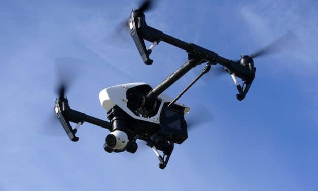 Drohneneinsatz in Lankwitz