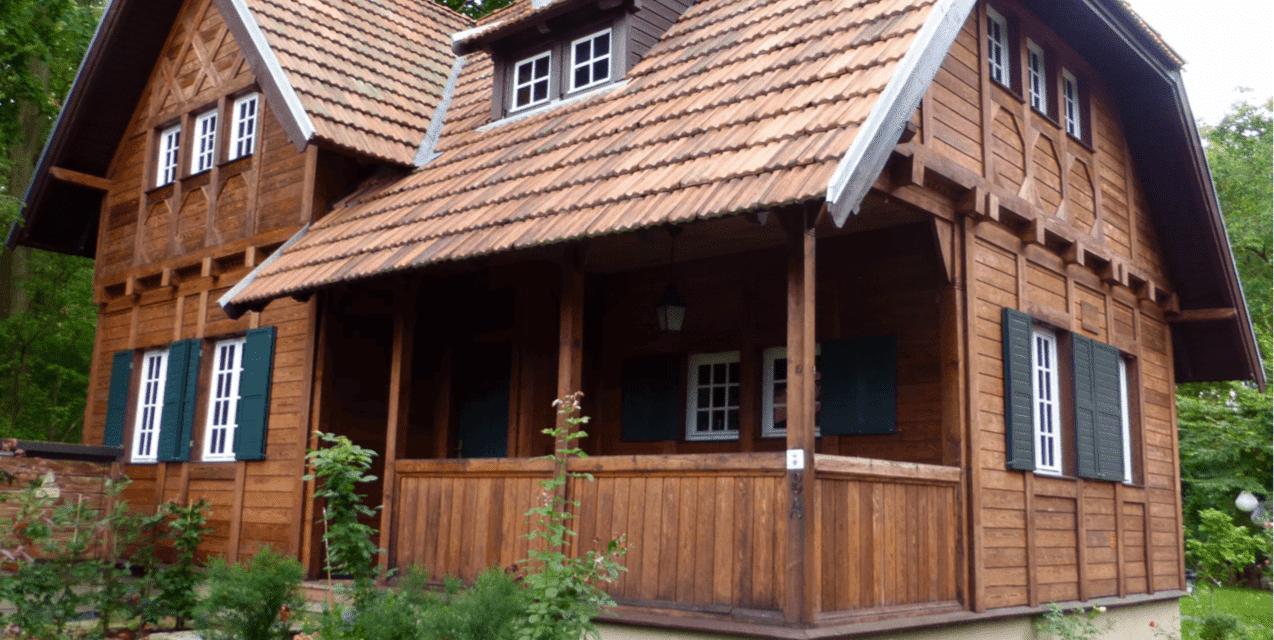 Von Köpenick nach Wannsee: Ein über 100 Jahre altes Haus zieht um