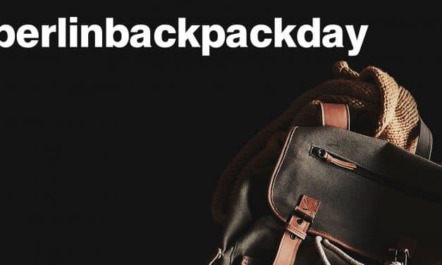 Weil helfen ganz einfach ist – #berlinbackpackday