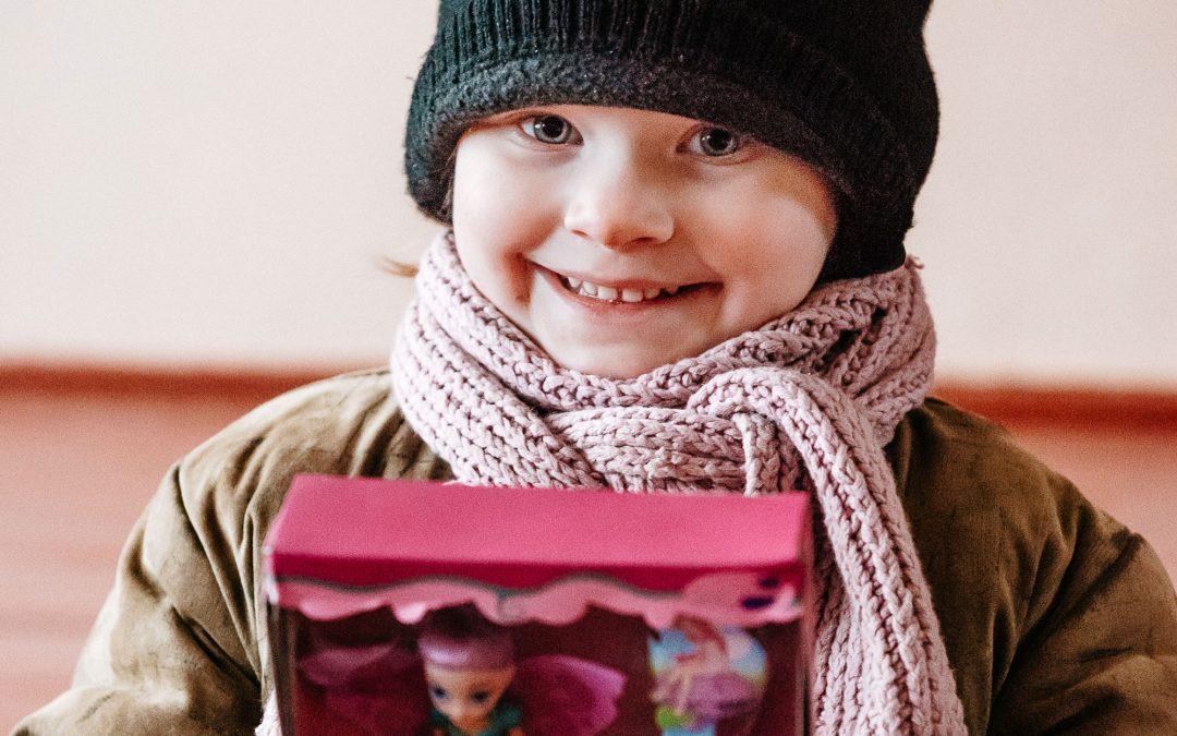 Geschenke der Hoffnung – wo Hoffnungslosigkeit war, entsteht Perspektive