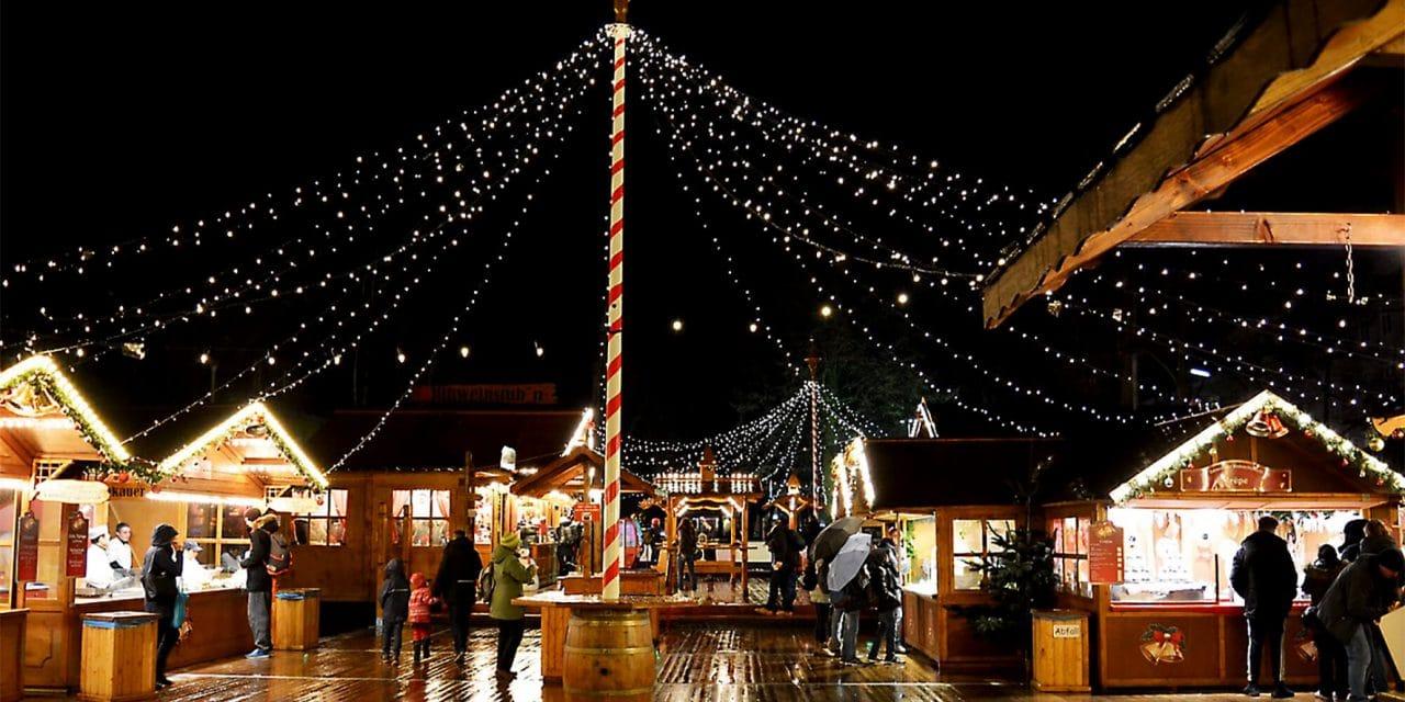 Köstliches und Kunst – Weihnachtsmärkte im Berliner Südwesten