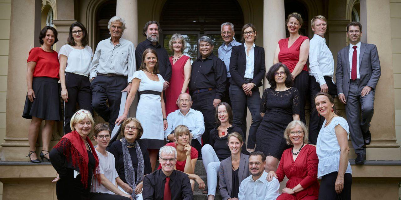 Zehlendorfer Kammerchor lädt zum Adventskonzert ein