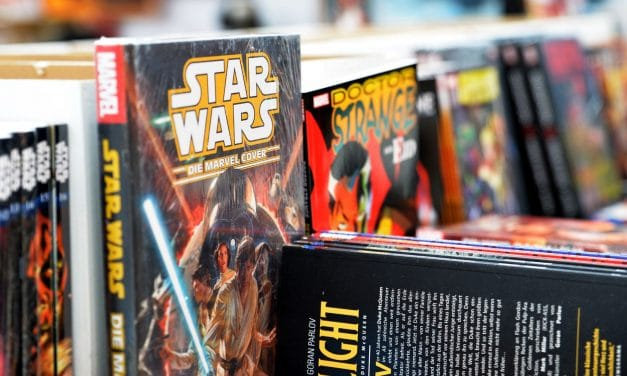 Star Wars Reads Day – Sternenkrieg in der Bibliothek Lankwitz