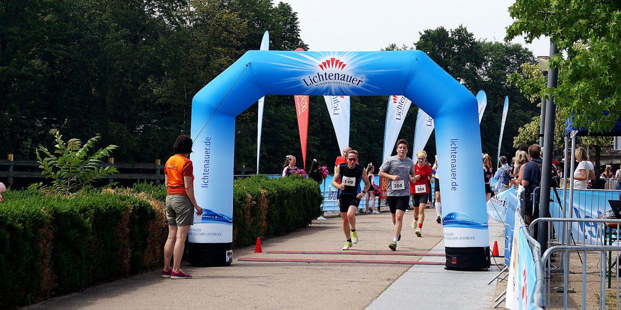 Lichtenauer Lauf für Sportverein Lichterfelde