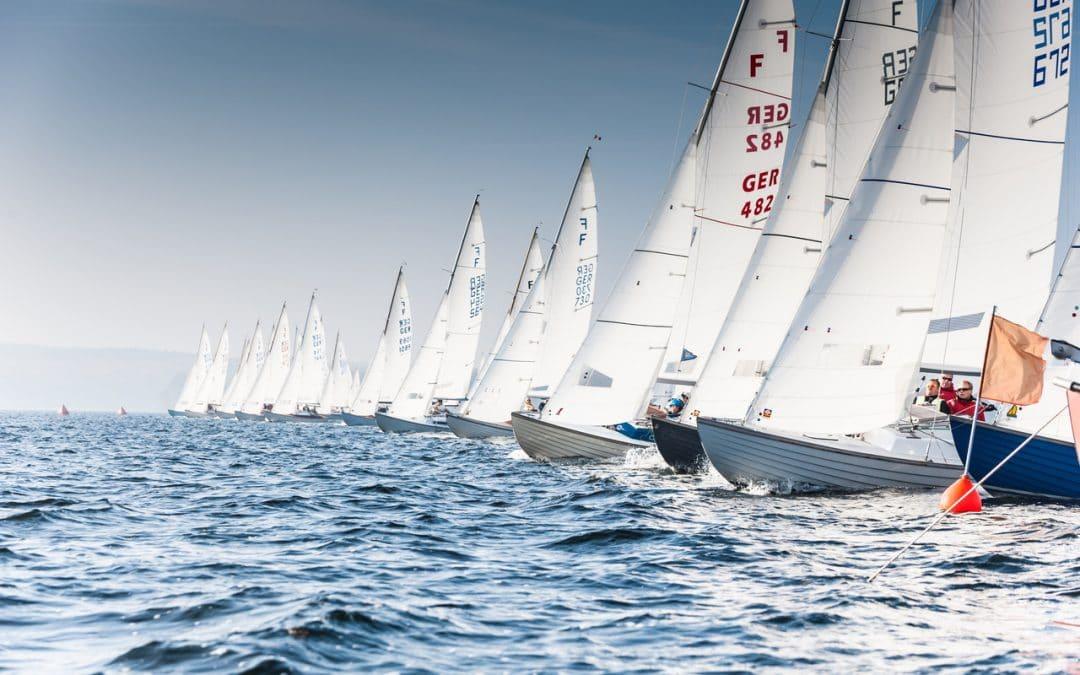 Deutsche Meisterschaft Folkeboot 2019