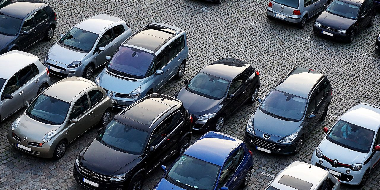 """Aktionstag """"Mehr Rücksicht auf unseren Parkplätzen"""""""
