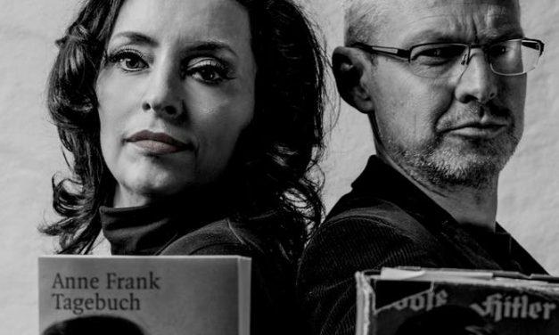 Anne Frank vs. Adolf Hitler