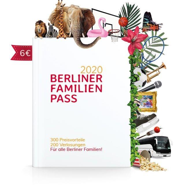 Neuer Berliner FamilienPass bietet viele Angebote von ALBA bis zum Zoo