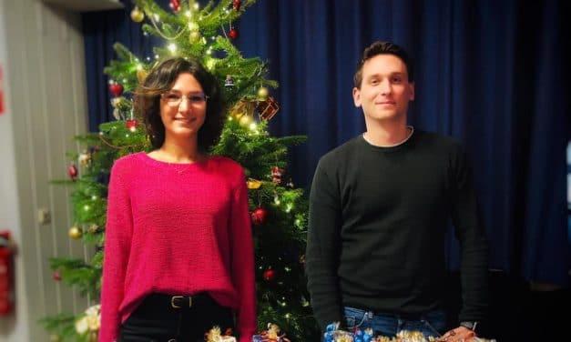Nikolausüberraschung für Kinder und Jugendliche des KiJuNa