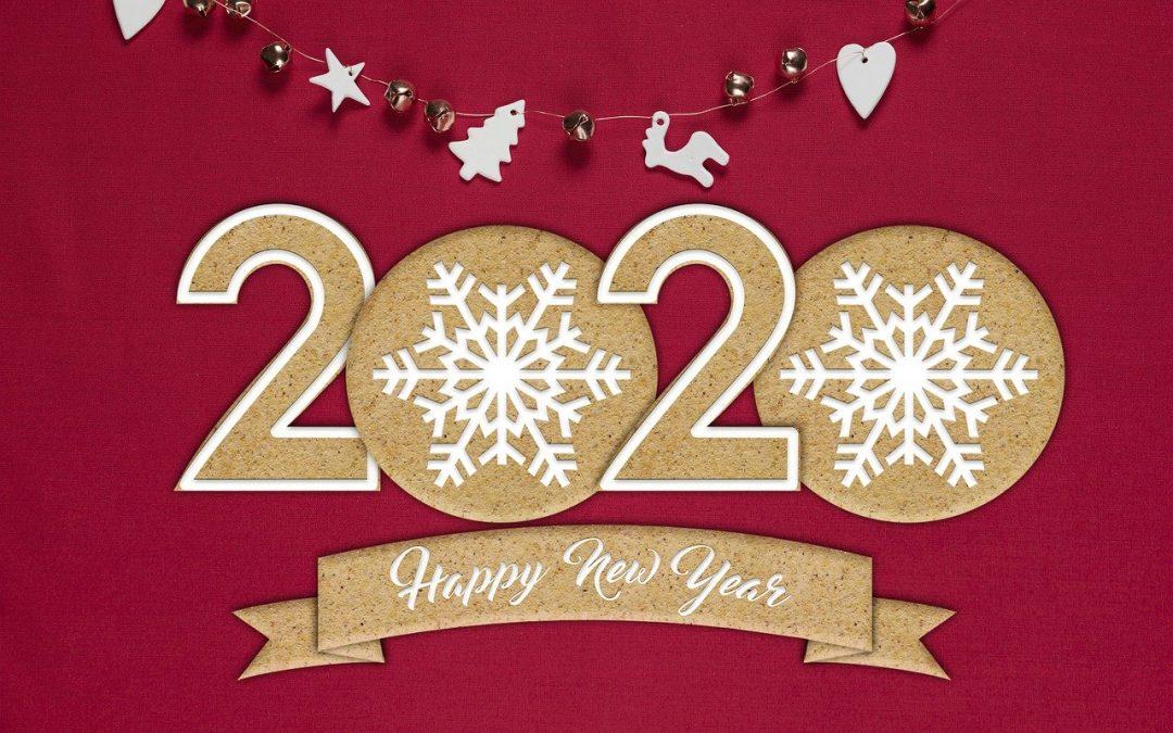 Wir wünschen einen guten Rutsch ins neue Jahr.