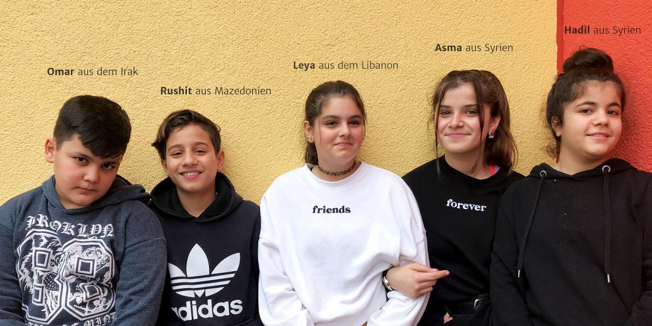 """""""ALLE Kinder haben Rechte"""" mit Hanna Schygulla"""