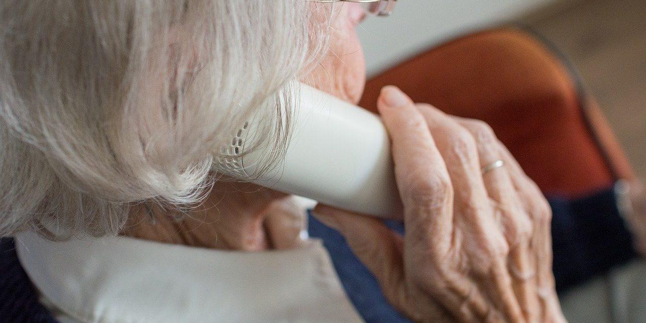 Corona: Seniorentelefon seit 20. März 2020