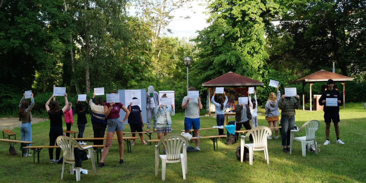 Kinder- und Jugendjury Steglitz-Zehlendorf entscheidet über 10.500€