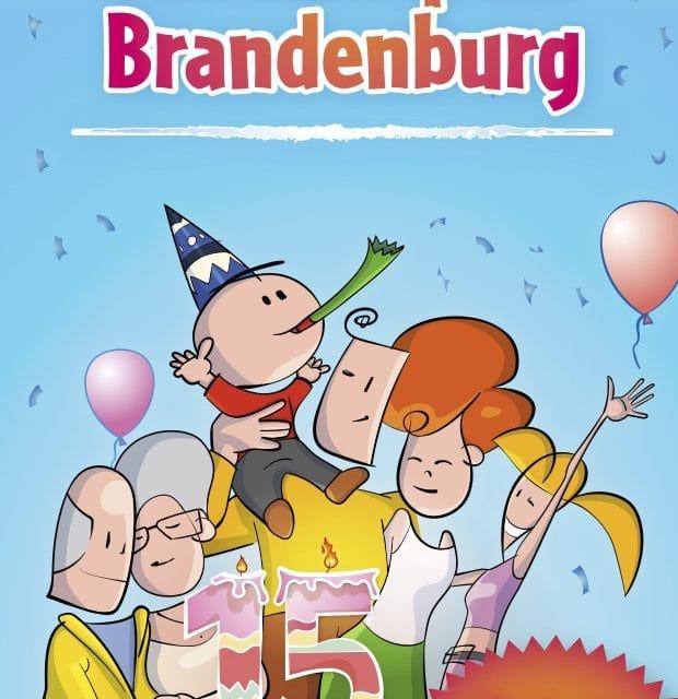 15 Jahre Familienpass Brandenburg – Familienpass 20/21