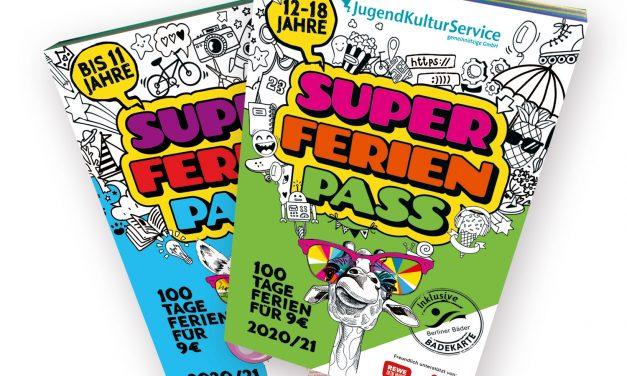 Super-Ferien-Pass startet in die Sommerferien