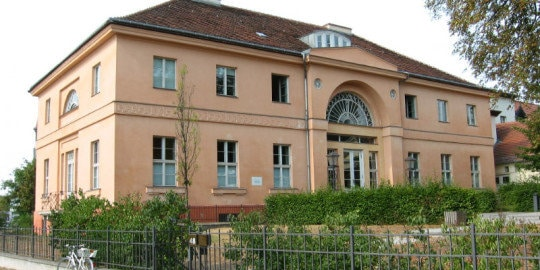 Kulturkalender März 2021 Schwartzsche Villa + Gutshaus Steglitz