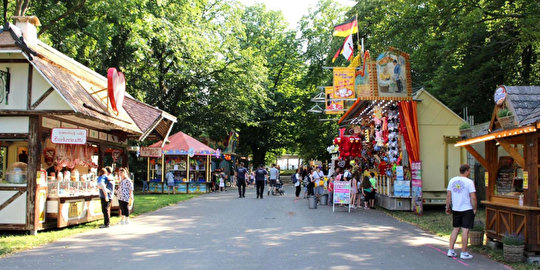 Verlängerung Sommertreff im Festpark