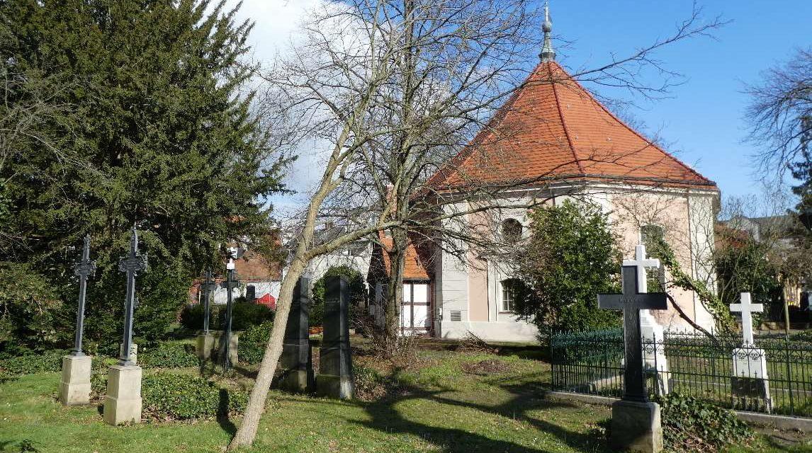 Denkmal des Monats – Kirchhof Zehlendorf
