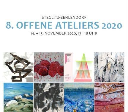 8. OFFENE ATELIERS Steglitz-Zehlendorf 2020