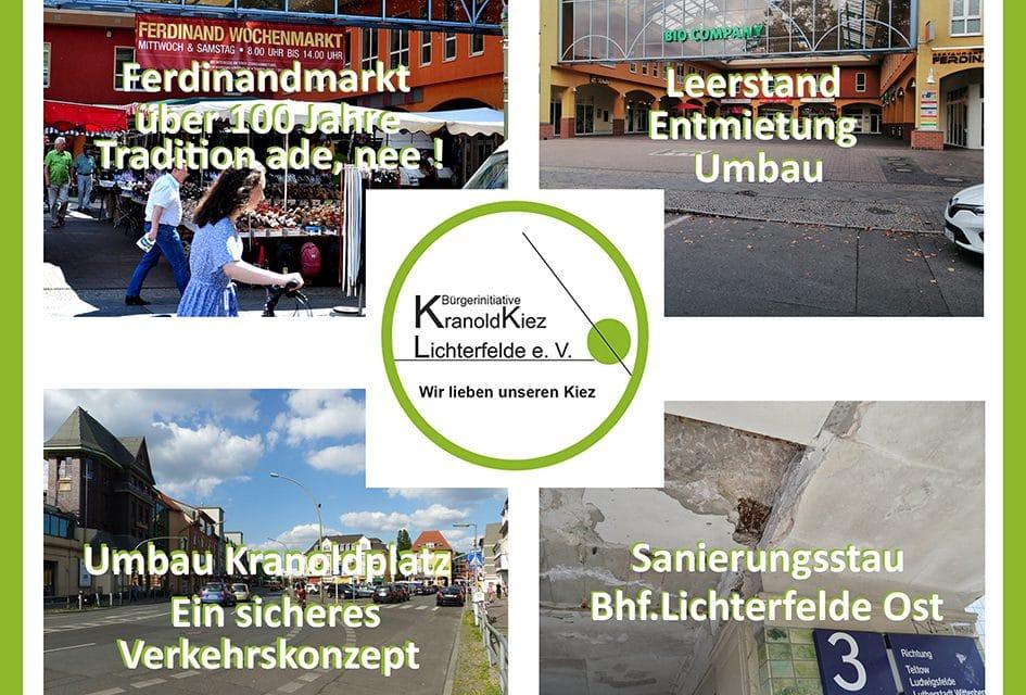 Bürgerinitiative Kranoldkiez ist jetzt ein eingetragener Verein