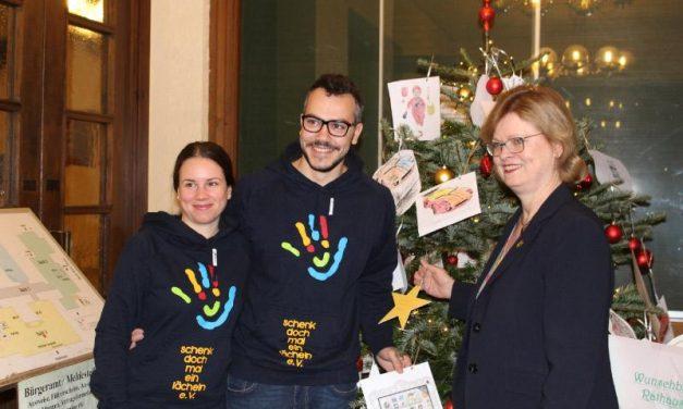 Riesenerfolg: Bürgerinnen & Bürger aus Steglitz-Zehlendorf erfüllen über 313 Kinderwünsche