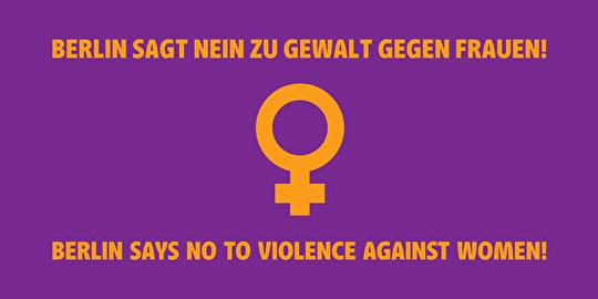 Internationaler Tag zur Beseitigung von Gewalt an Frauen am 25.11.2020