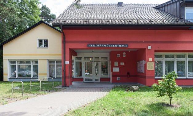 """Veranstaltung """"Weihnachtssterne"""" 2020 im Hertha-Müller-Haus abgesagt"""