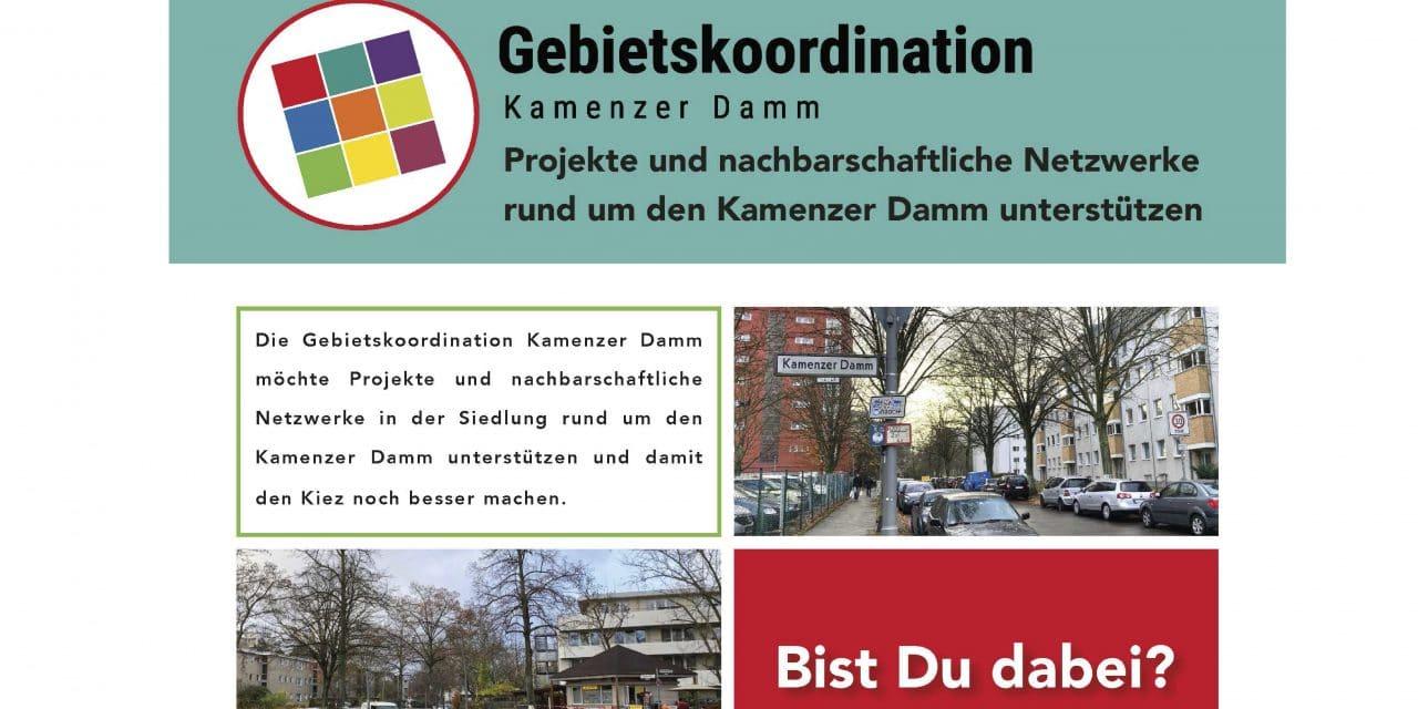 Neue Projekte am Kamenzer Damm