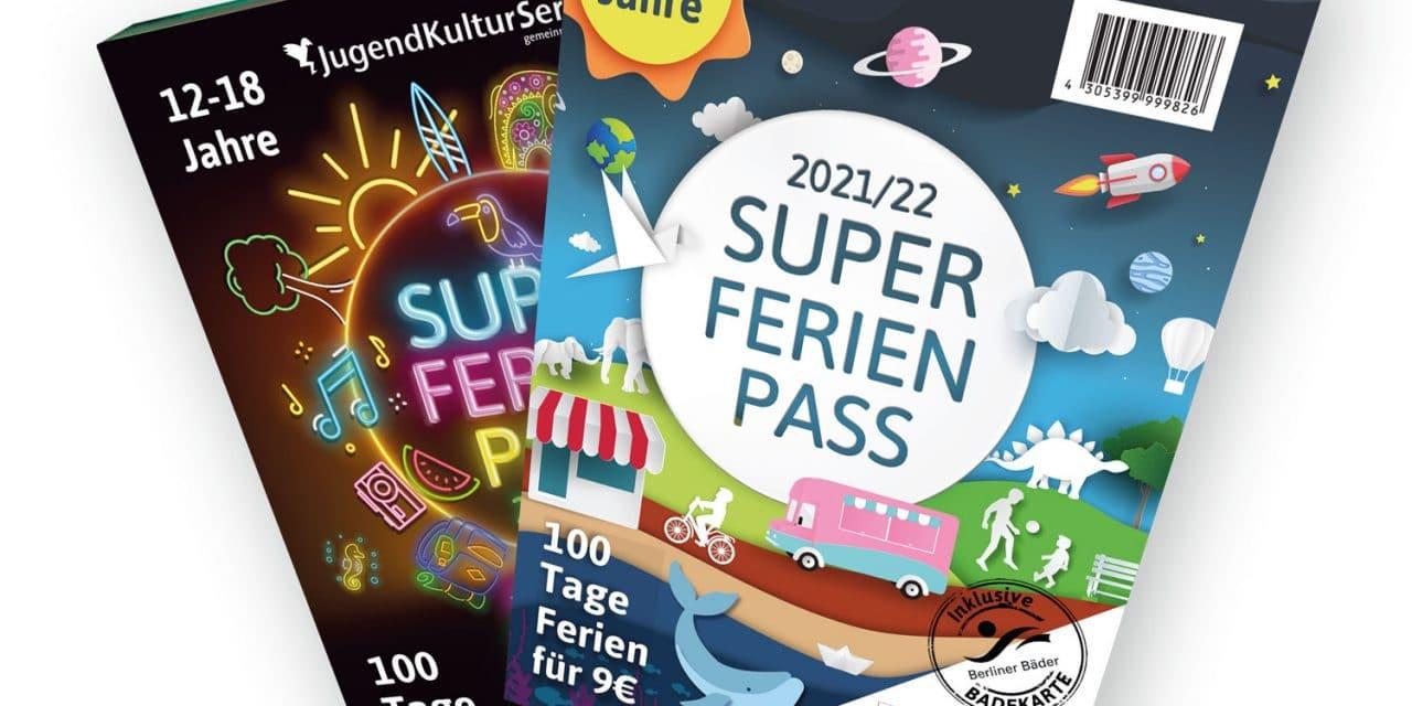 Ferienabenteuer mit dem Super-Ferien-Pass 2021/2022
