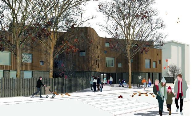 Neubau einer Kita in Berlin-Lichterfelde