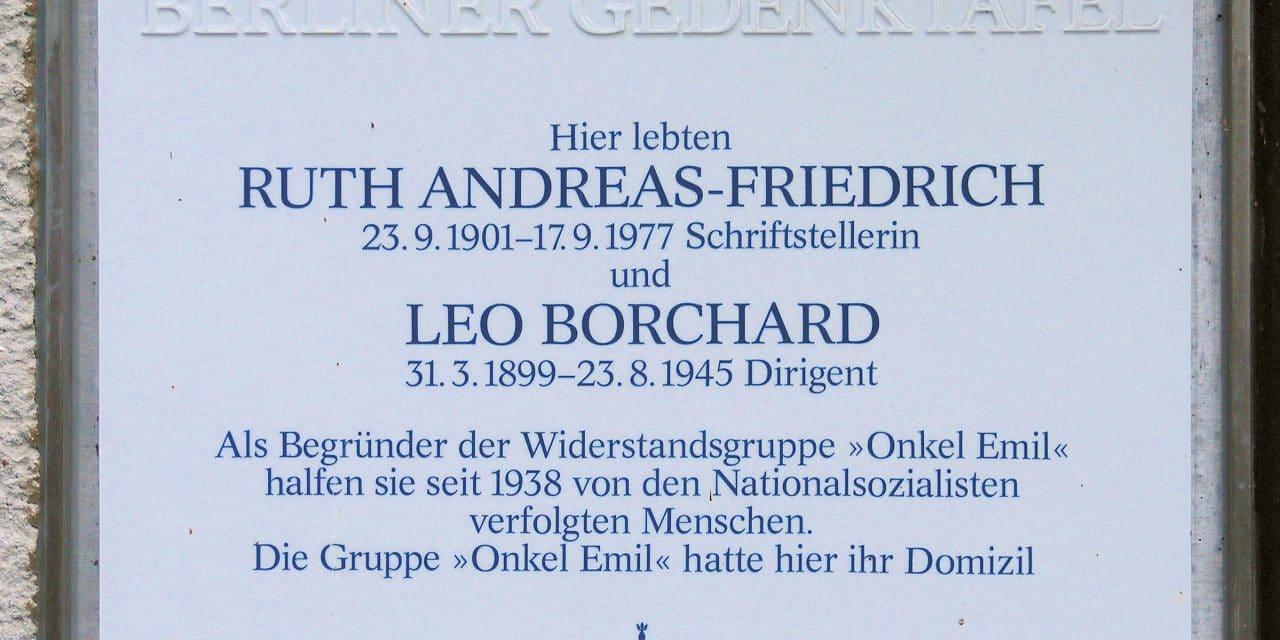 """Benennung des """"Onkel-Emil-Parks"""""""