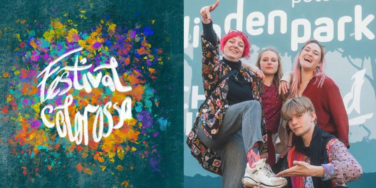 Bunt und vielfältig – das Colorossa Festival