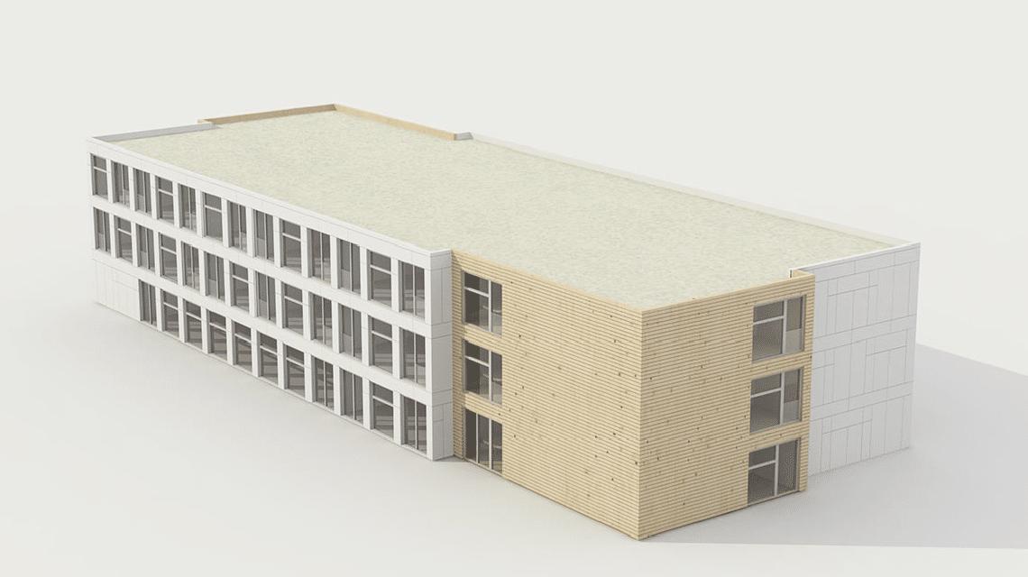 Errichtung Ergänzungsgebäude an Alt-Lankwitzer-Grundschule