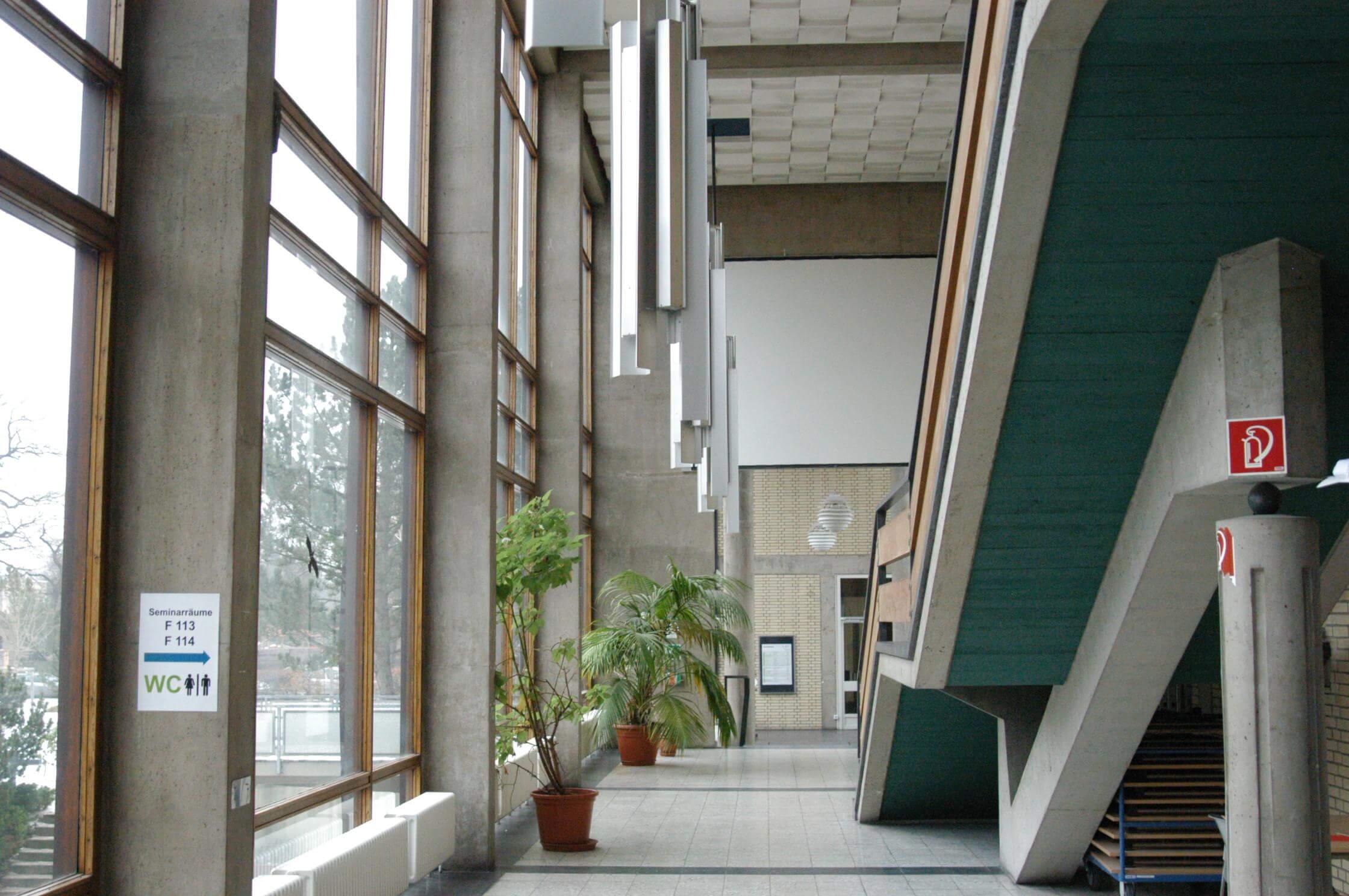 Evangelische Hochschule ist Denkmal des Monats April