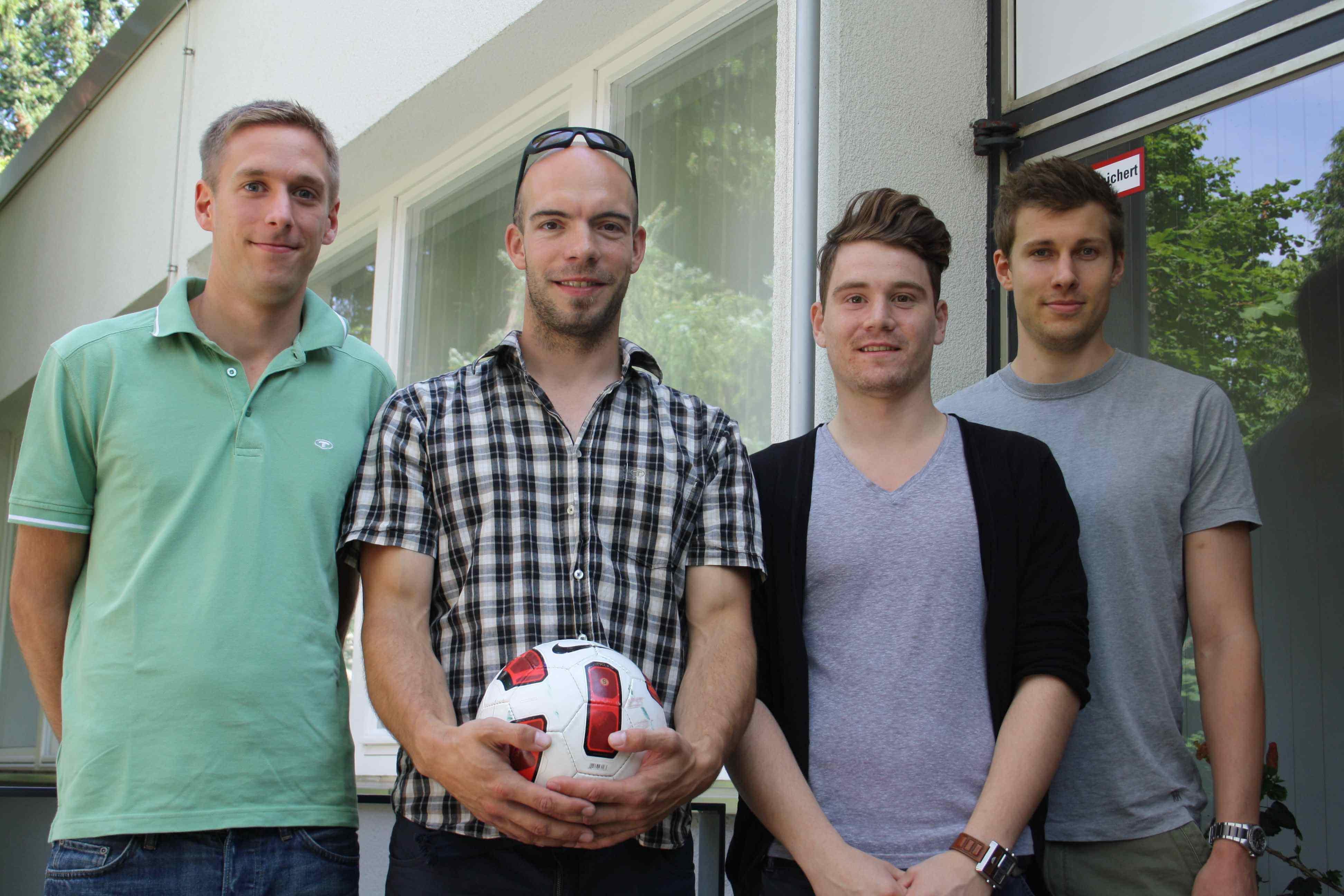 Per Video zum Sieg: FU-ler entwickeln Online-Videoanalyse für Fußballvereine