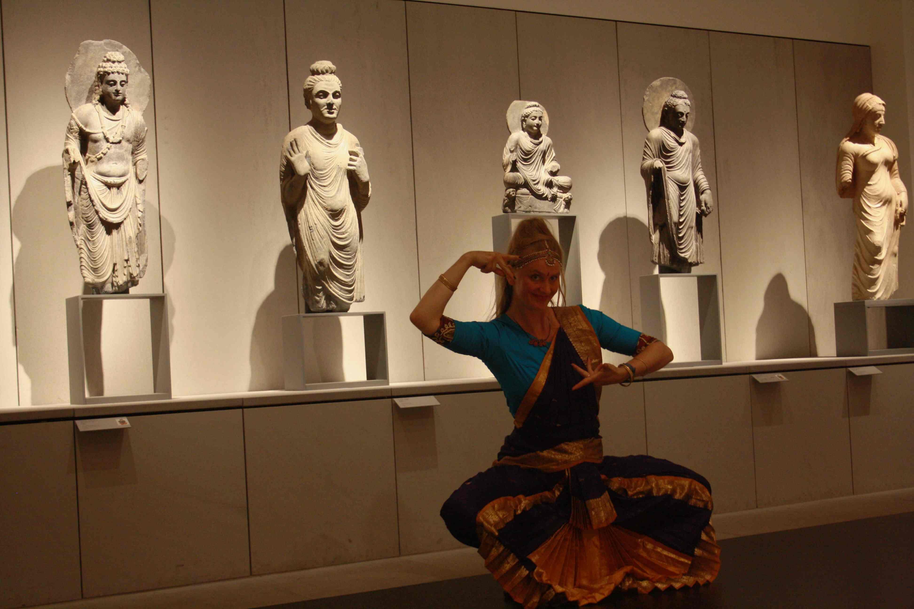 Von Indien nach Italien: Meine Lange Nacht der Museen