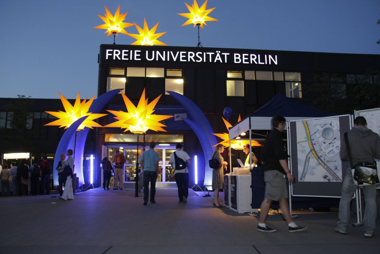 500 mal Lange Nacht der Wissenschaft in Steglitz-Zehlendorf