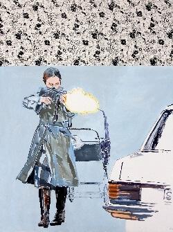 Zwischen Lifestyle und Politik: Ausstellung mit Bildern von Ágnes Lörincz