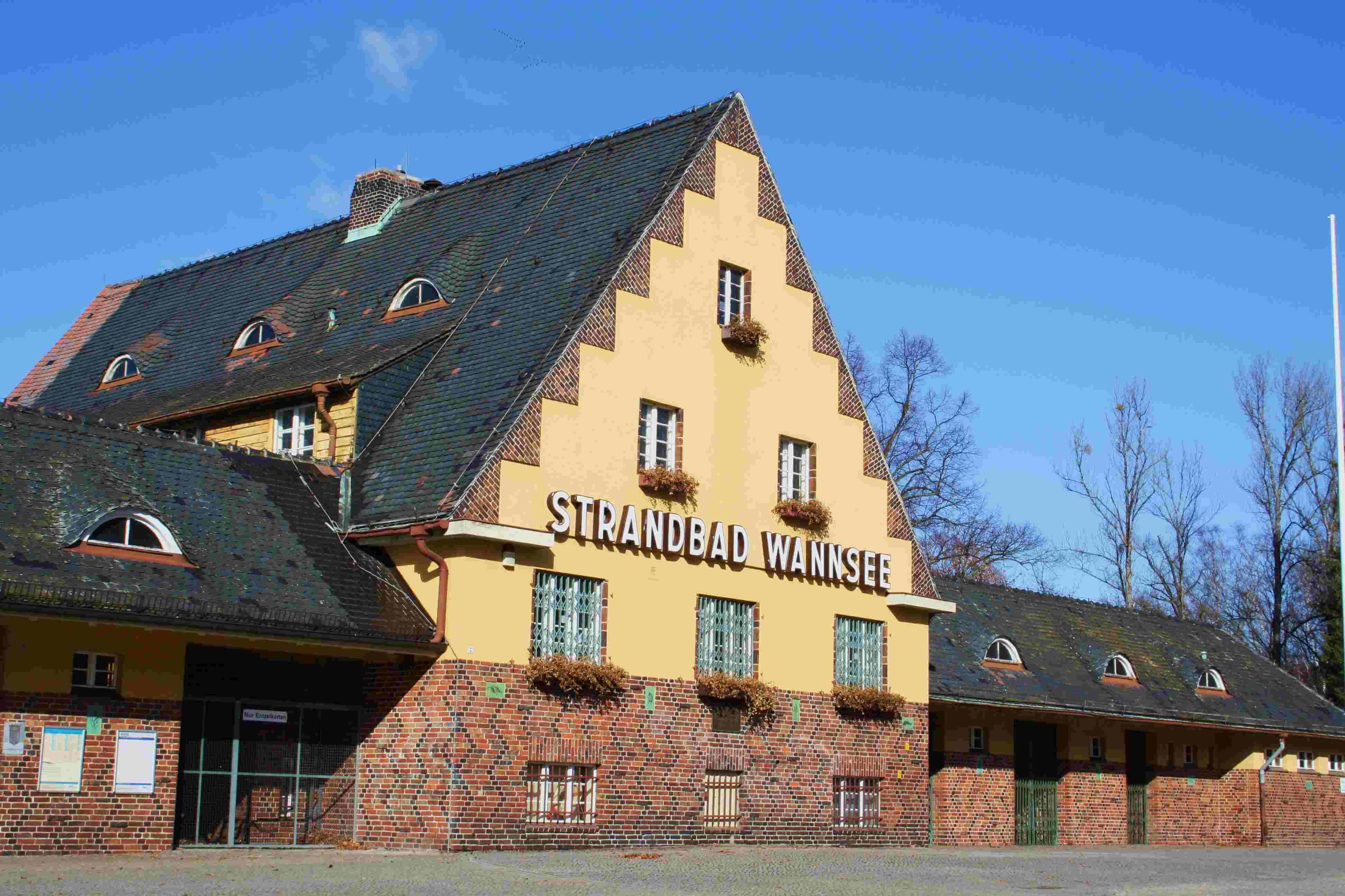"""""""Bäderbus"""" fährt wieder zum Strandbad Wannsee"""