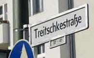"""Aktionstag """"Treitschkestraße umbenennen jetzt"""""""